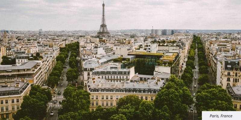 Франция что интересного