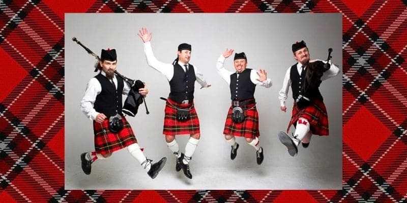 шотландия символы