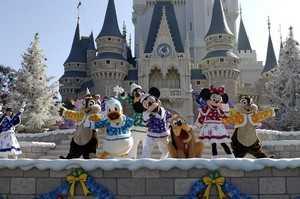 Парк Диснейленд (Walt Disney Parks and Resorts)