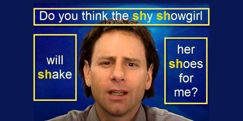 произношение sh pronunciation
