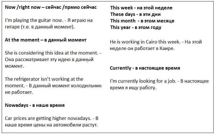 slova-markery-dlya-vremeni-Present-Continuous