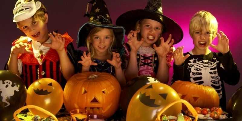 Когда будет Хэллоуин