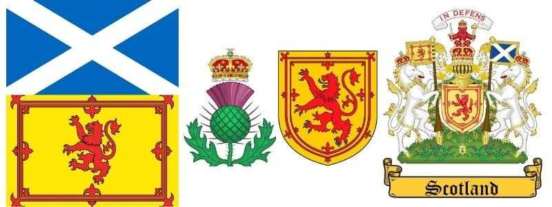 Знакомимся с Шотландией...