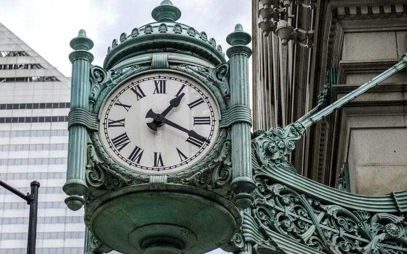 часы время в английском языке