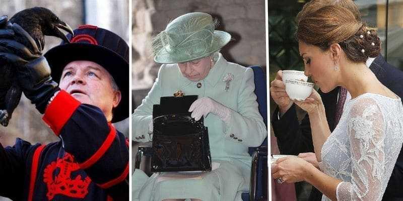 Секреты британского двора