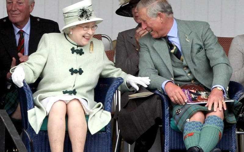 королевская семья Великобритании сегодня