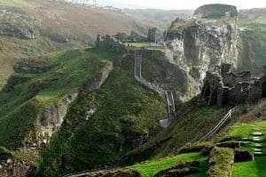 Тинтагельский замок